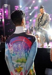 Prince Patti Labelle BET
